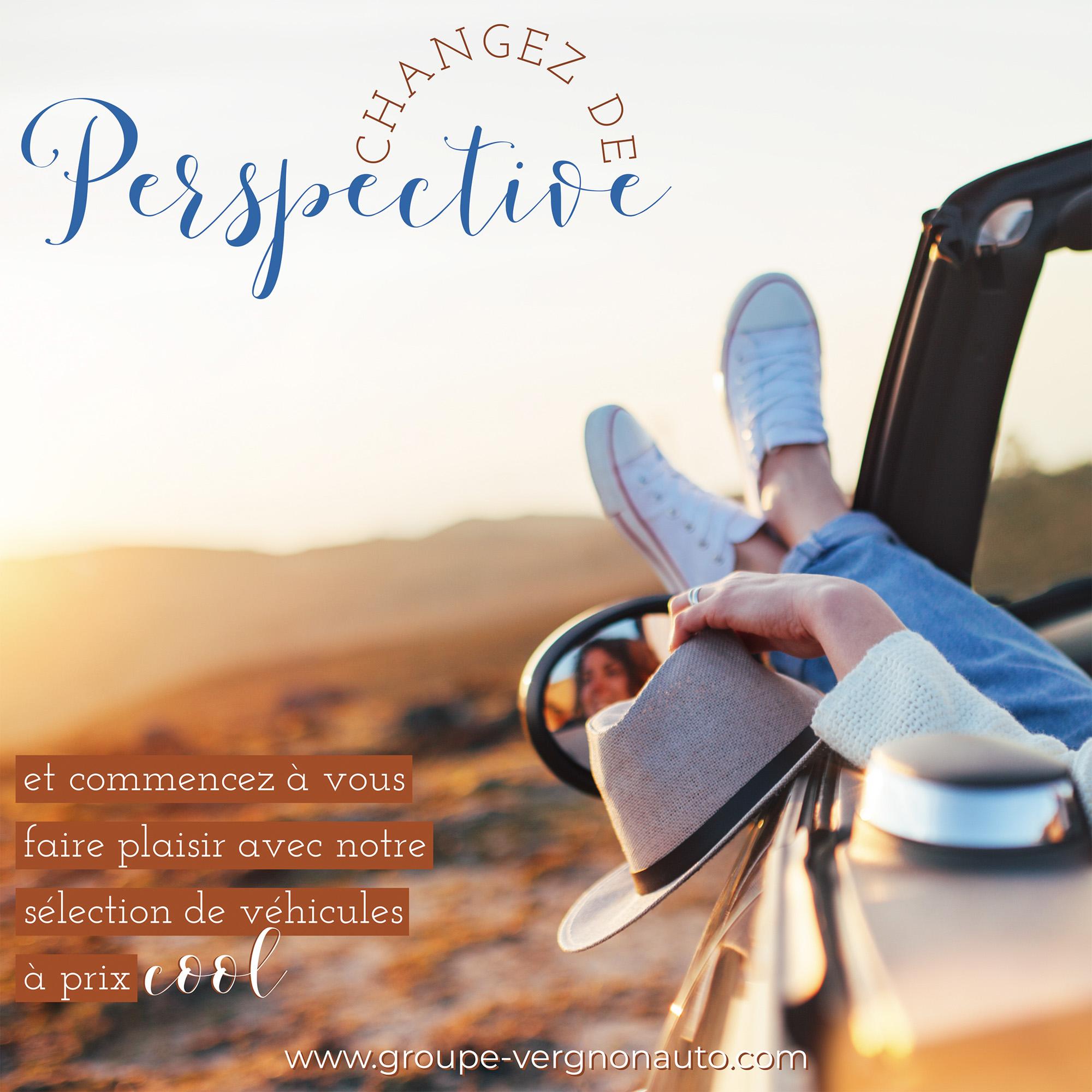 """Promotions : Opération """"Changez de perspective"""" à Quissac et à Sauve !"""
