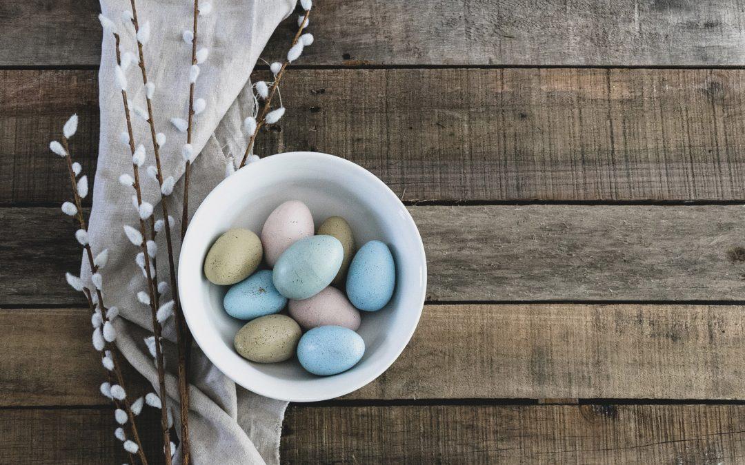 Pour Pâques, trouvez un noeuf ou saisissez l'occasion !