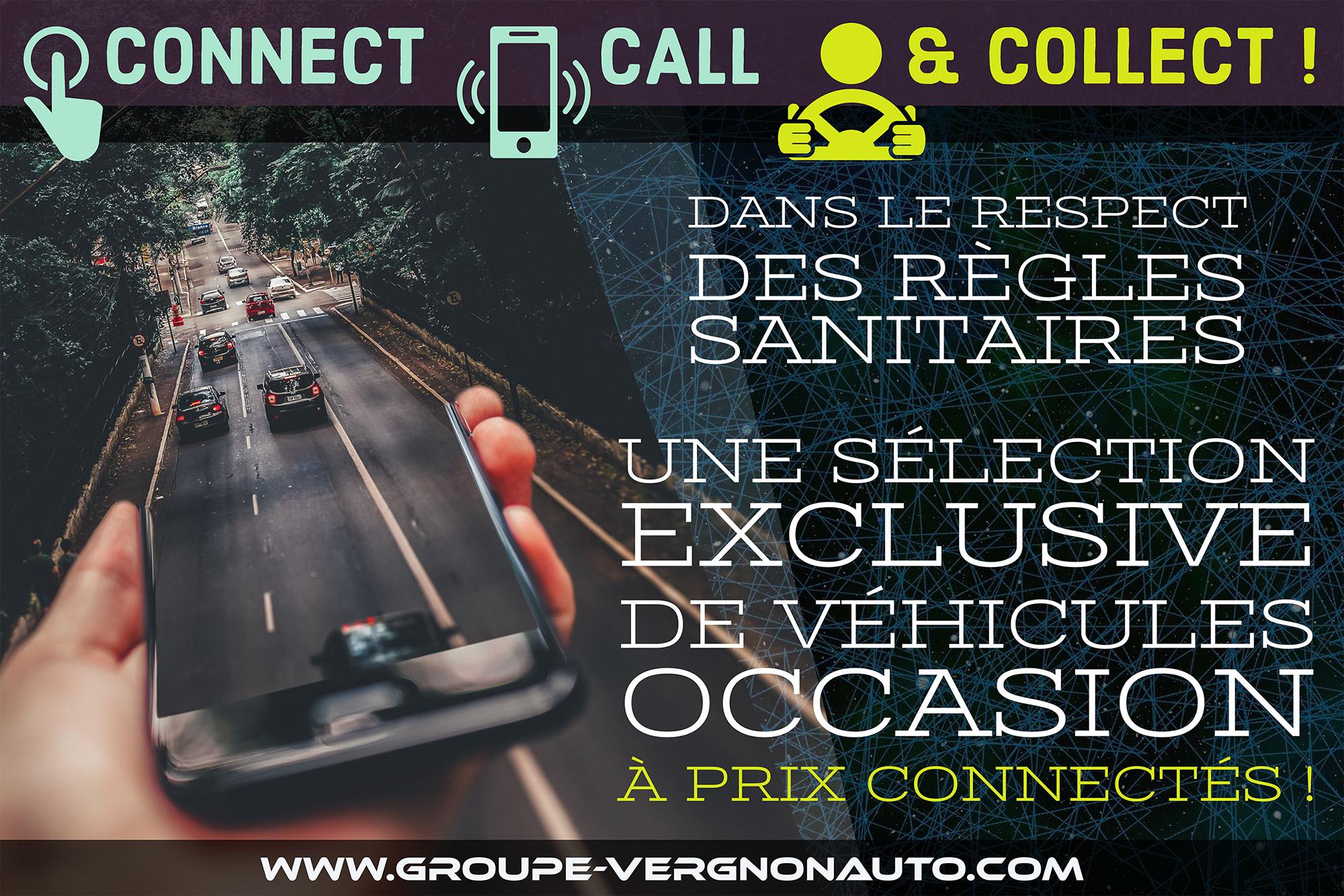"""Opération """"Collect, call & connect !"""" dans votre garage de Quissac et de Sauve"""
