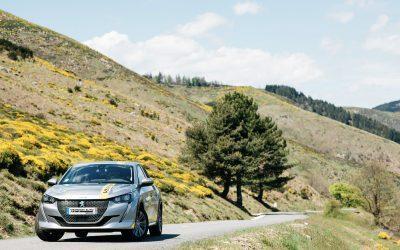 Road trip au sommet du Gard en véhicule de courtoisie !