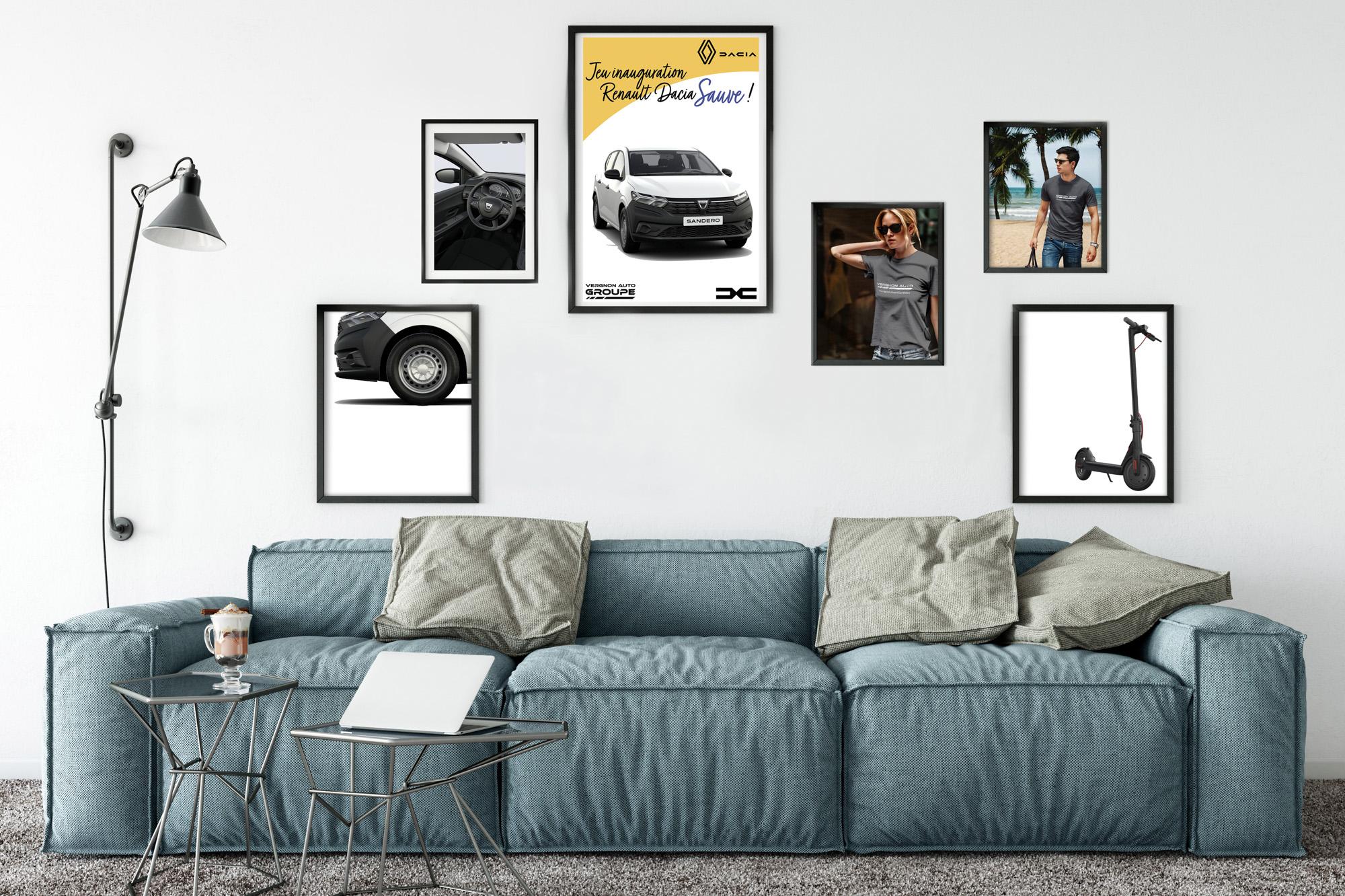 Jeu 2021 Inauguration Renault Dacia Sauve Gard Piémont cévenol