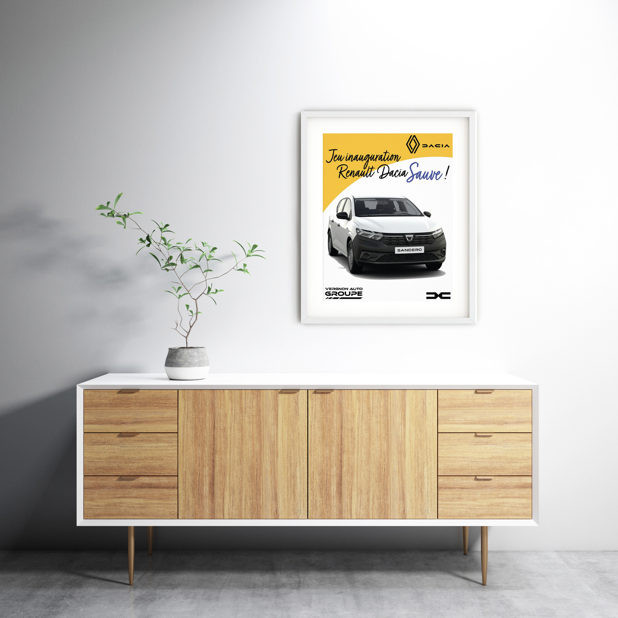 Jeu 2021 Inauguration Renault Dacia Sauve Gard 30 Occitanie