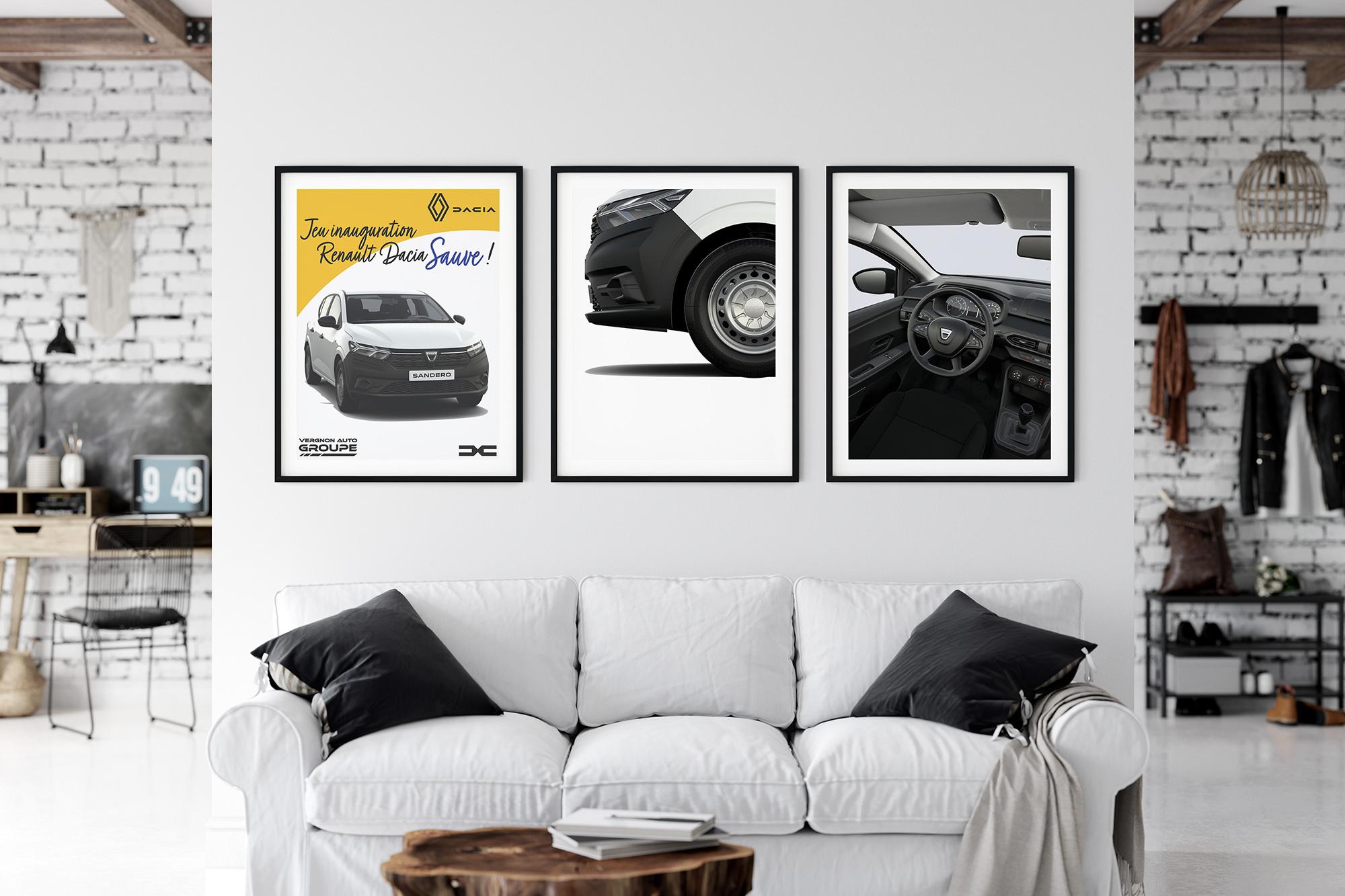 Jeu 2021 Inauguration Renault Dacia Sauve Gard