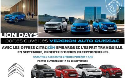 Portes ouvertes «Peugeot-Citroën» Quissac !